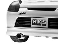 HKS [Toyota Mr2 Spyder(2000-2005)] HKS Sport Exhaust Sport Exhaust; Off Road Use Only; Exceeds 95db Level; Full Stainless