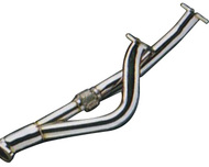 HKS HKS Downpipe Downpipe; Polished Stainless Steel; JDM Special Order