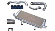 HKS [Mitsubishi Lancer(2003-2004)] HKS Intercooler Kits Intercooler Kit; Requires EVO SSQV Kit Ver. 2 (71004-XM002)