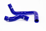 ISR Performance Silicone Radiator Hose Kit - Nissan SR20DET - BLUE