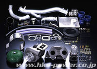 HKS [Nissan Silvia(1995-2002), Nissan Silvia(1995-2002)] HKS GT Full Turbo Kit Upgrade GT Full Turbo Upgrade; JDM Special Order