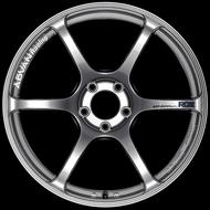 ADVAN RACING RGIII 18x9 +25 (Hyper Silver)