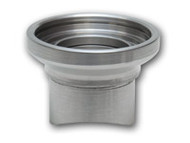 Vibrant Performance - Weld On Flange Kit for HKS SSQ BOV (Alum Weld Fitting / Alum Flange)