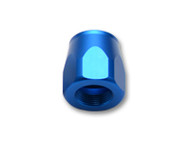 Vibrant Performance - Hose End Socket;  Size: -6AN;  Color: Blue