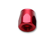 Vibrant Performance - Hose End Socket;  Size: -10AN;  Color:  Red