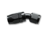 Vibrant Performance - 30 Degree Hose End Fitting; Hose Size: -8 AN