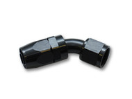 Vibrant Performance - 45 Degree Hose End Fitting; Hose Size: -6AN