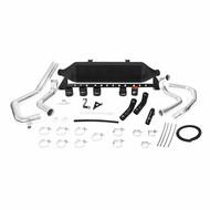 Mishimoto - Subaru WRX STI front-mount intercooler kit, W/Air Box, Black