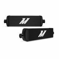 Mishimoto - Mishimoto Universal Intercooler J-Line, Black