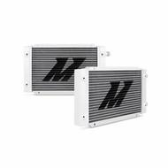 Mishimoto - Universal 19 Row Dual Pass Oil Cooler