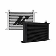 Mishimoto - Universal 25-Row Oil Cooler, Black