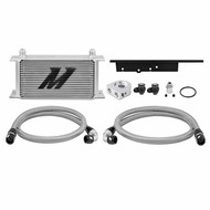 Mishimoto - Nissan 350Z / Infiniti G35 Coupe Thermostatic Oil Cooler Kit