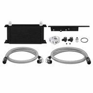 Mishimoto - Nissan 350Z / Infiniti G35 Coupe Thermostatic Oil Cooler Kit, Black