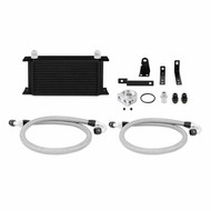 Mishimoto - Honda S2000 Thermostatic Oil Cooler Kit, Black