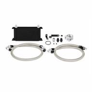 Mishimoto - Subaru WRX STI Oil Cooler Kit, Black
