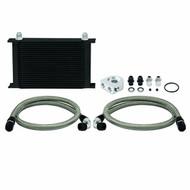 Mishimoto - Universal Oil Cooler Kit, Black, 25 Row