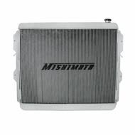 Mishimoto - Toyota Tundra Performance Aluminum Radiator Manual