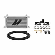 Mishimoto - Jeep Wrangler JK Transmission Cooler Kit, Black