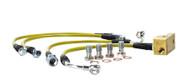 ISR Performance Brake Line Kit - Mazda Miata 01-05 (Sport Suspension 4 line kit)