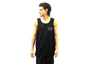 Enjuku Racing Tank Top - Black