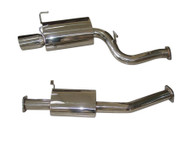 ISR Performance Megaphone MB SE Exhaust System - Nissan 240sx 89-94