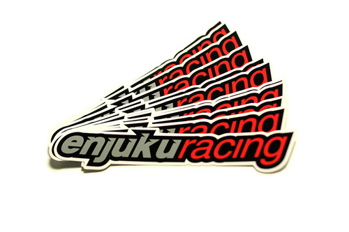 Enjuku racing sticker shop enjuku racing today