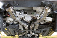 AAM Competition 3 in. True Dual Exhaust - 350Z or G35