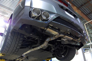 AAM Competition 90mm Sport Exhaust - Nissan GTR
