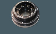 Ross Tuffbond Harmonic Balancer MetalJacket - Toyota 2JZGTE
