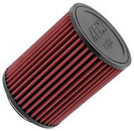 """AEM DryFlow Air Filter - Air Filter; 3""""Flg, 5""""Od, 6-1/2""""H Dry Flow"""