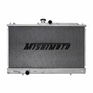 Mishimoto Aluminum Radiator -Redesigned- Mitsubishi Evo 7/8/9