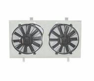 Mishimoto Aluminum Fan Shroud Kit - Evo X