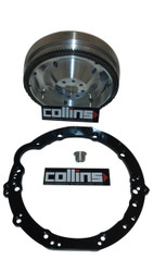 Collins 2JZ / 1JZ Engine to VQ / 350Z / 350ZHR / 370Z Transmission Adapter Plate and Flywheel