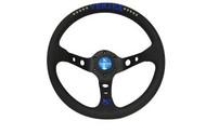 Vertex 10 Star 330mm Steering Wheel Blue