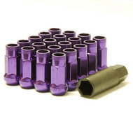 Muteki SR48 Purple Open End Lug Nuts 12x1.25