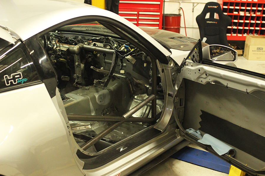 G35 roll cage build - G35Driver - Infiniti G35 & G37 Forum ... |Roll Cages G35 Coupe