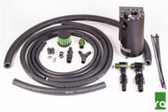 Radium Air Oil Seperator Kit - 08-14 Subaru WRX STi