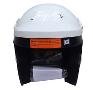 BridgeMoto Rally Pro Open Face Helmet SA2015
