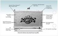 CSF Performance Radiator 2010-2012 Genesis Coupe 3.8L V6