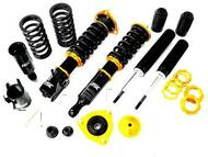 ISC Basic Coilovers - Honda Fit 2007-