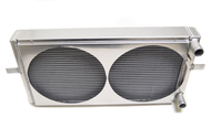 Chase Bays Tucked Aluminum Radiator - Nissan 240sx S13/S14