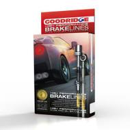 GoodRidge G-Stop Stainless Steel Brake Line Kit Front/Rear for 2007-2013 BMW 3-Series
