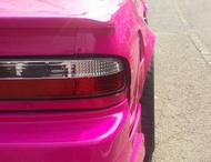 Origin Lab Nissan S13 Silvia Type 3 Rear Fenders 55mm