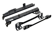 Circuit Sports Super Low Double Lock Seat Rail - Nissan 240SX S13/S14 89-98 - Passanger Side