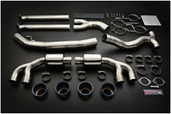 Tomei Full Titanium Exhaust System for R35