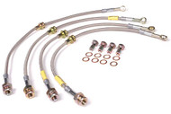 Goodridge G-Stop Steel Braided Brake Lines - 4 Line Kit - Toyota Supra MK4 / Lexus SC300 SC400