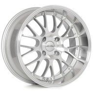 SQUARE Wheels G6 Model - 17x9 +15 4x114.3 (set of 4)
