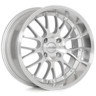 SQUARE Wheels G6 Model - 17x9 +15 4x114.3 (set of 4)