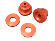 Battle Version Solid Differential Bushings (Front); Toyota Supra MKIV (93-98) - Lexus SC300 / SC400