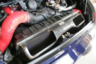 Agency Power Dual Flow Carbon Fiber Intake Porsche 996TT 01-05